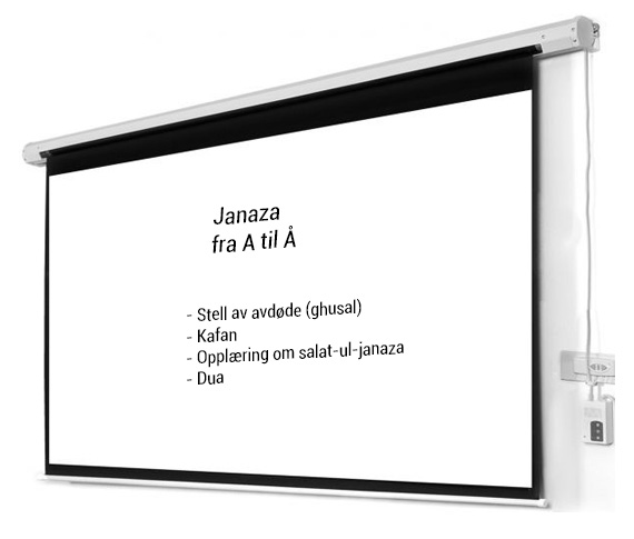 janazah - Muslimsk_Begravelsesbyrås