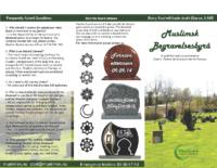 Brochure muslimsk begravelsesbyrå english