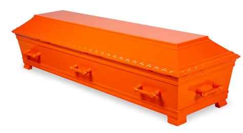 Muslimsk Begravelsesbyrå kiste Kantate Kiste, Midnattssol
