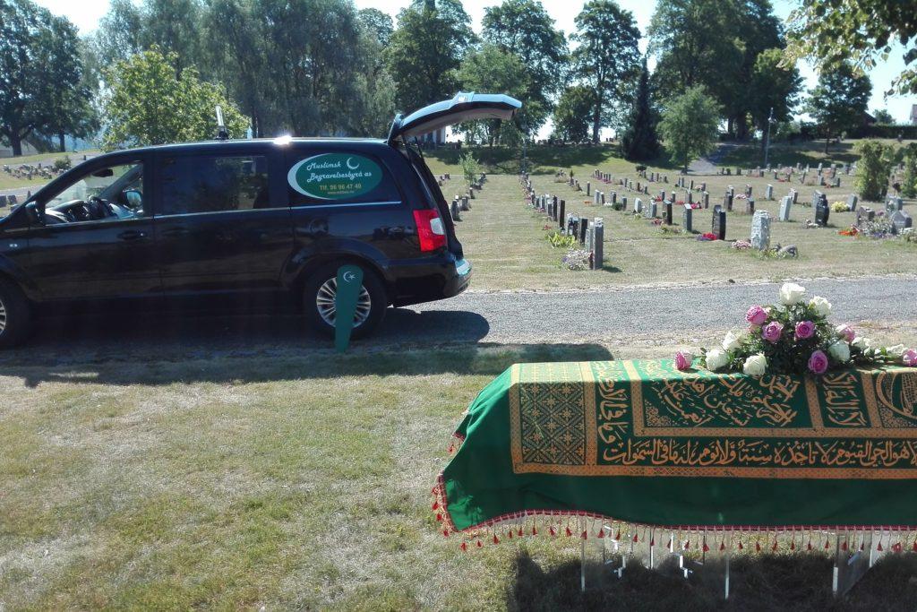 Muslimsk gravplasser i Norge