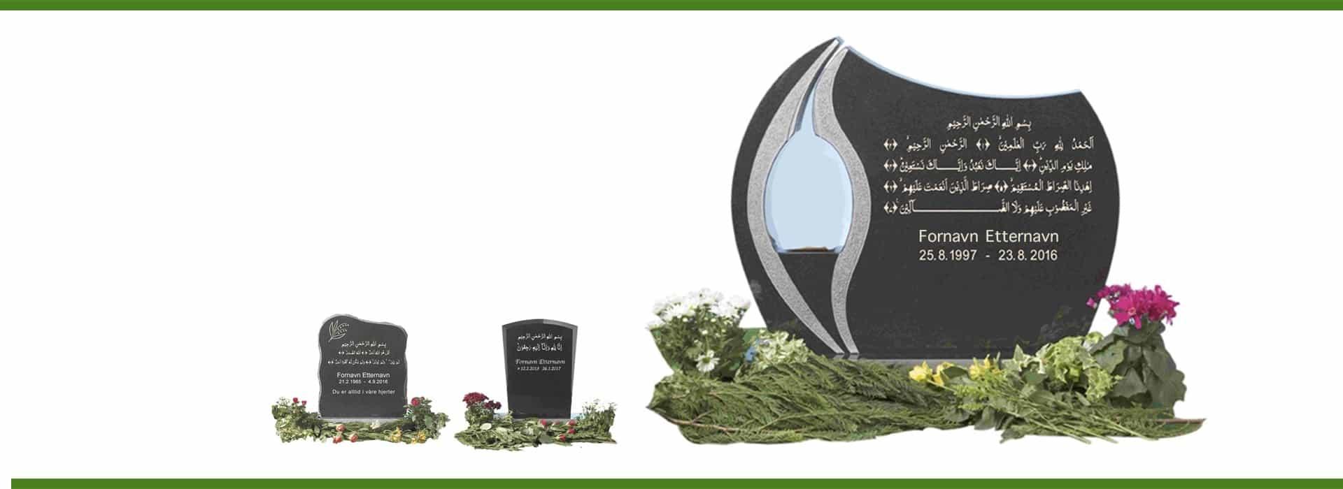 Billig Gravstein - Muslimsk Begravelsesbyrå