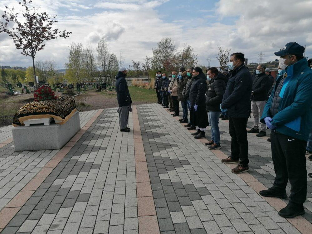 Alfaset Gravlund Muslimsk Del - Muslimsk Begravelsesbyrå