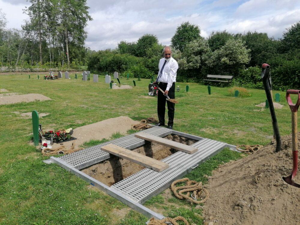 Kirkegård Lørenskog Muslimsk Begravelsesbyrå 12