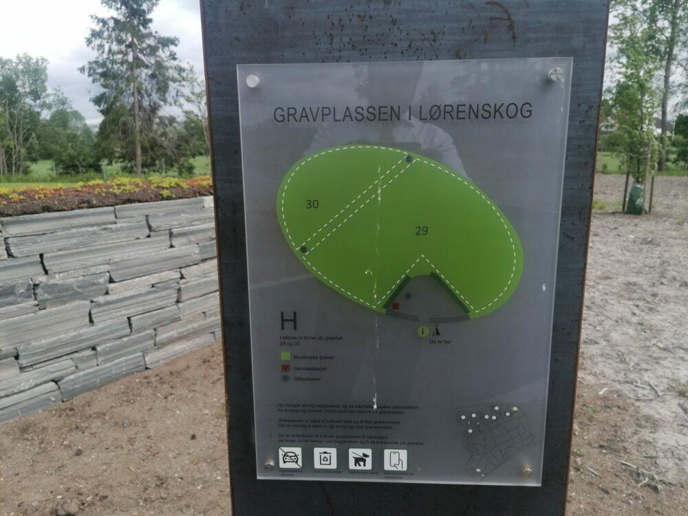 Kirkegård Lørenskog Muslimsk Begravelsesbyrå 15