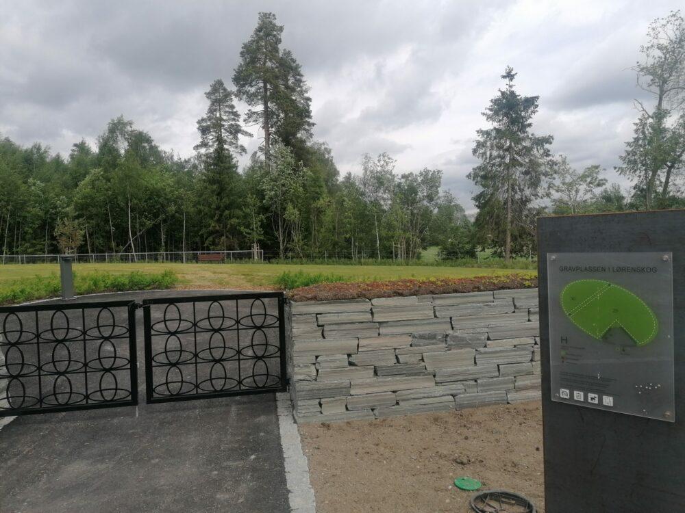 Kirkegård Lørenskog Muslimsk Begravelsesbyrå 16