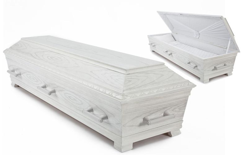 kantate_hvit muslimsk begravelsesbyrå kiste
